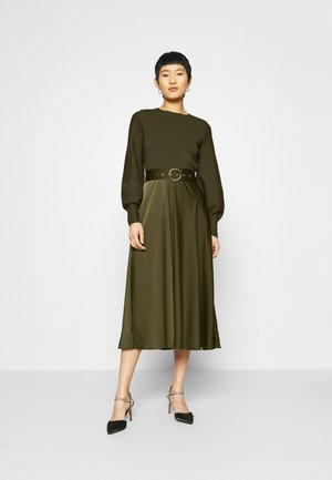 GWENII - Maxi dress - khaki
