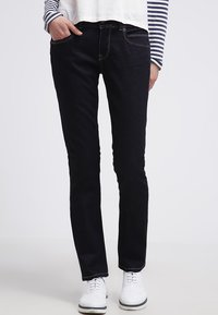 Pepe Jeans - NEW BROOKE - Slim fit jeans - rinsed denim - 0