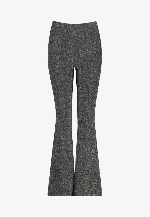 CHARLY  - Broek - silver