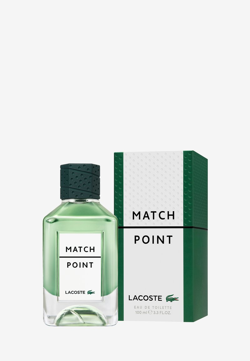 Lacoste Fragrances - LACOSTE MATCHPOINT EAU DE TOILETTE - Woda toaletowa - -