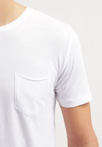 KnowledgeCotton Apparel - T-shirt - bas - offwhite - 4