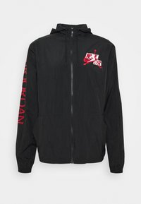 Jordan - JUMPMAN - Summer jacket - black/white - 4