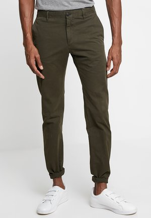 RYPTON - Chino - dark green