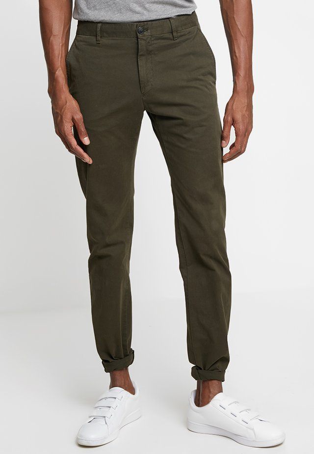 RYPTON - Chinos - dark green