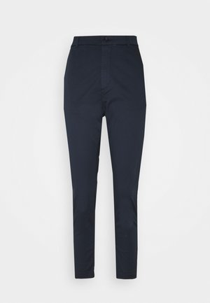 NEWS EDIT TROUSER - Kalhoty - dark blue
