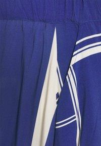 Libertine-Libertine - BOX - A-line skirt - limouges blue - 5