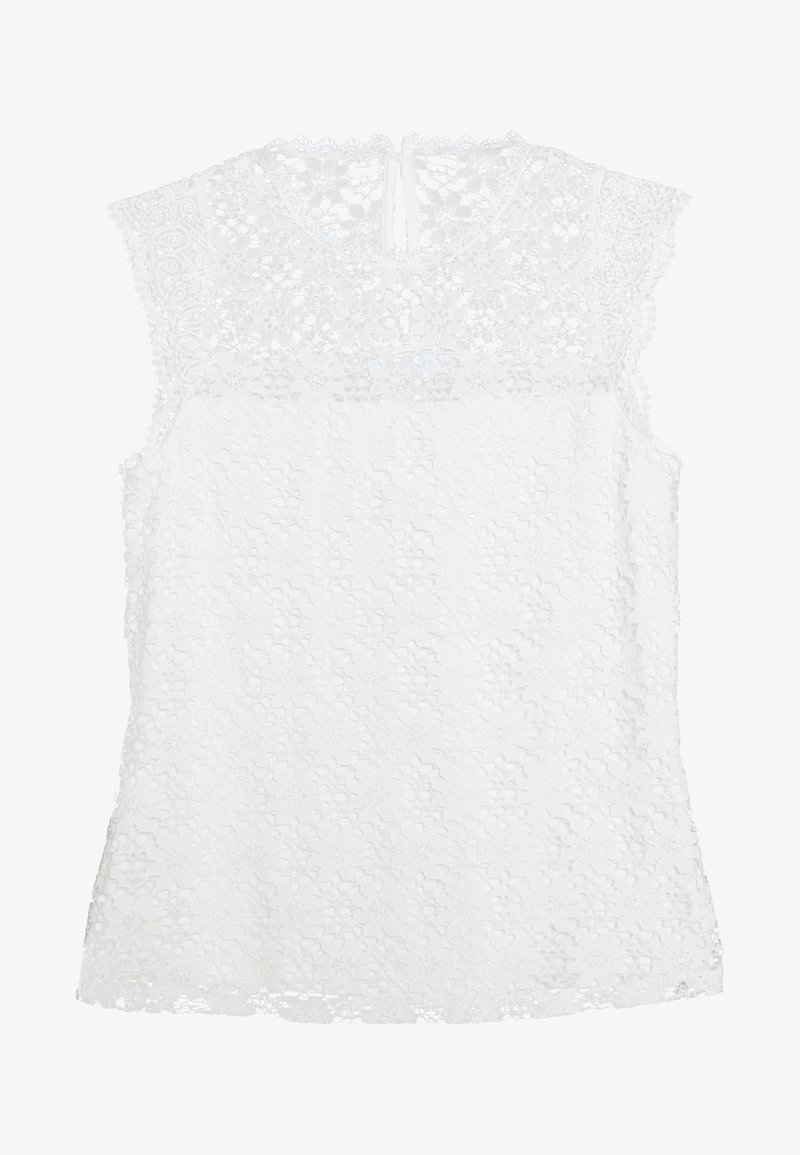Dorothy Perkins Petite - Bluse - ivory