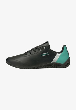 F1 RIDGE CAT MOTORSPORT SHOES MÄNNER - Trainers - black