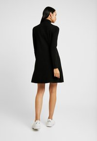 Vero Moda - Robe pull - black - 2