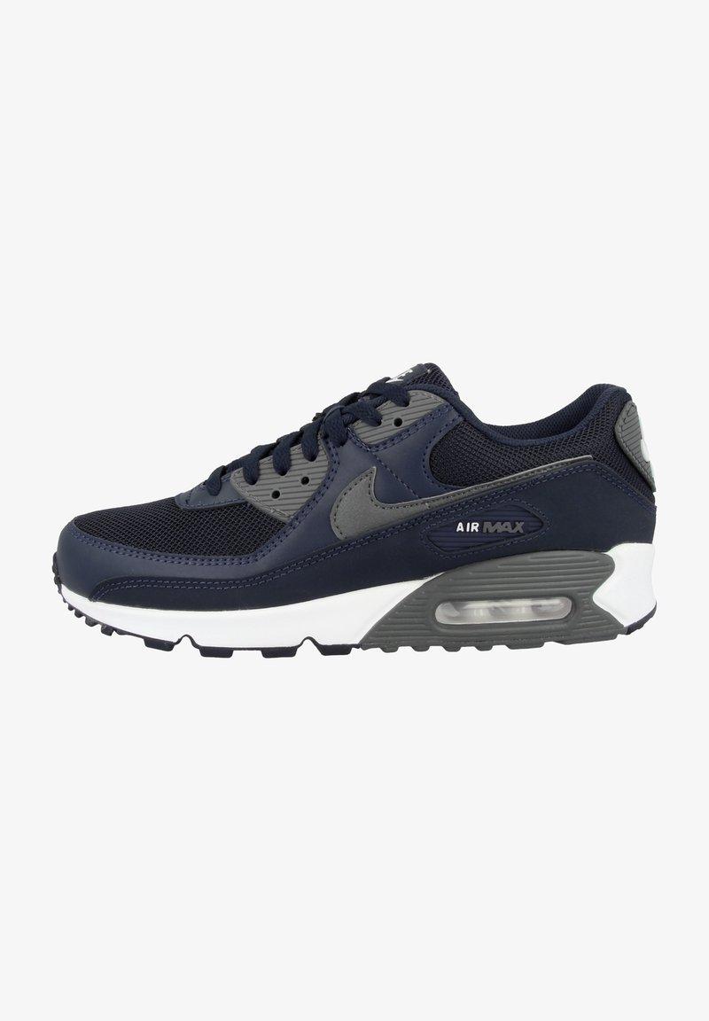 Nike Sportswear - Sneakers - obsidian-iron grey-white