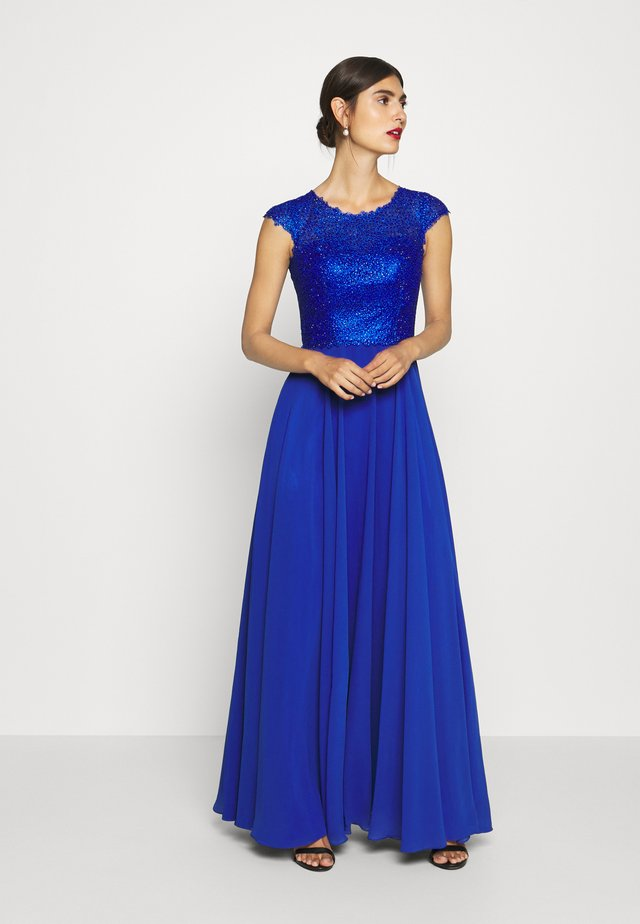 Occasion wear - royal