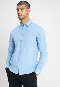 Solid - TYLER - Formal shirt - light blue - 0