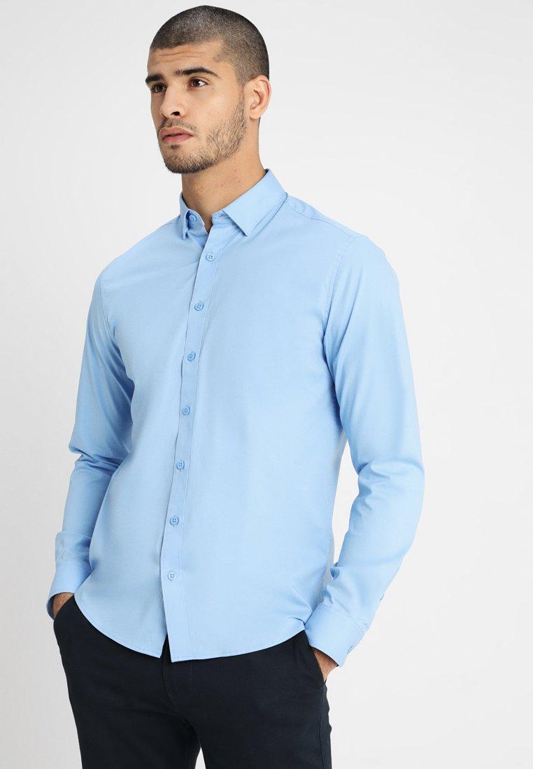 Solid - TYLER - Formal shirt - light blue