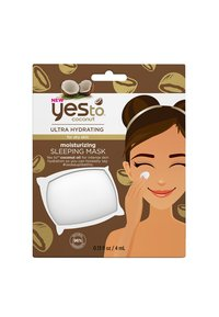 Yes To - 4 PACK - Face mask - - - 1