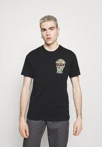 Jordan - DNA CREW - T-shirt med print - black - 0
