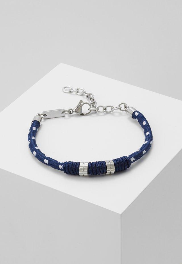 BOLT BRACELET - Bracelet - blue