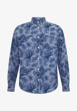 RIVETED  - Skjorta - washed blue