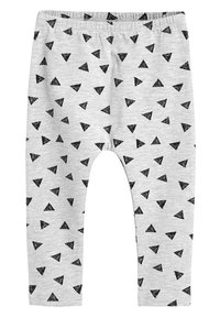 Next - 3 PACK  - Leggings - gray - 1