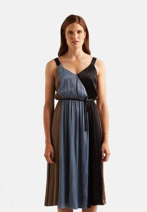 Jersey dress - blu