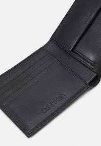 Calvin Klein - BIFOLD COIN - Portefeuille - black - 4