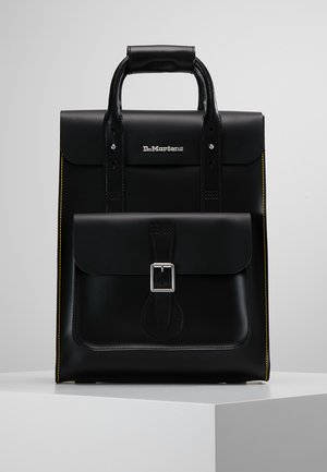 SMALL BACKPACK - Reppu - black kiev