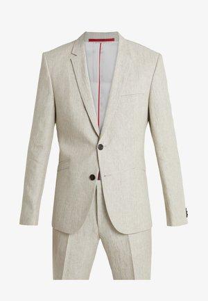 ARTI HESTEN - Kostym - medium beige