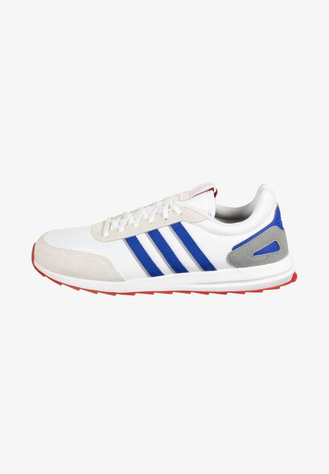 RETRORUNNER - Trainers - footwear white / royal blue / scarlet