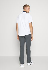 Under Armour - TECH PANT - Kalhoty - pitch gray - 2
