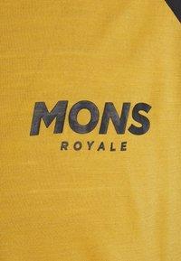 Mons Royale - TARN FREERIDE RAGLAN 3/4 - Top sdlouhým rukávem - desert alchemy - 2