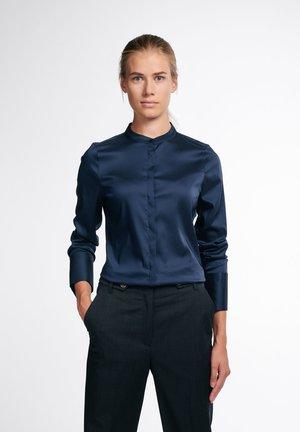 LANGARM MODERN CLASSIC - Overhemdblouse - dunkelblau