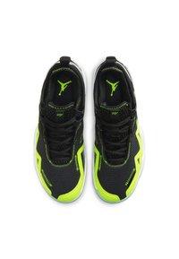 Jordan - WESTBROOK ONE TAKE - Basketball shoes - black/volt-white-green glow - 1