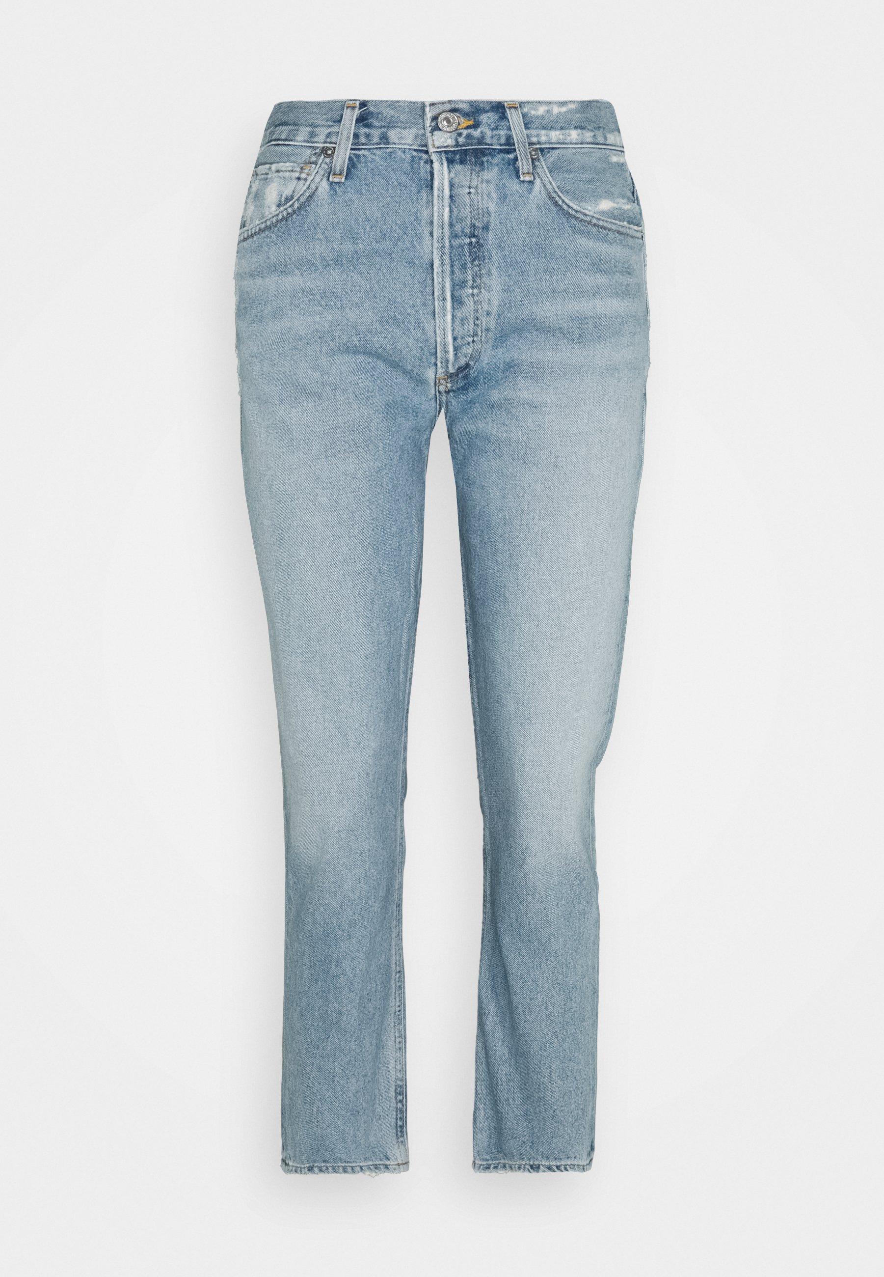 Damer CHARLOTTE - Jeans Straight Leg