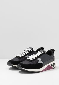 Diesel - S-KB LOW LACE II - Sneakers - dark shadow/black - 2