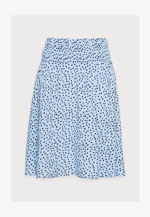 GISLA SKIRT - A-line skirt - cashmere blue dot