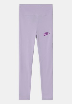 FAVORITES - Leggings - Trousers - purple chalk