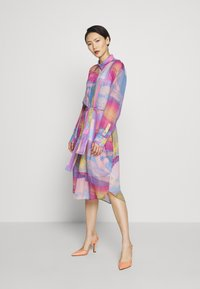 PS Paul Smith - Robe chemise - cloud - 2
