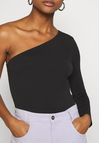 Even&Odd - Long sleeved top - black - 5