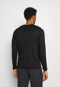 Puma - AMPLIFIED TEE - Long sleeved top - black - 2
