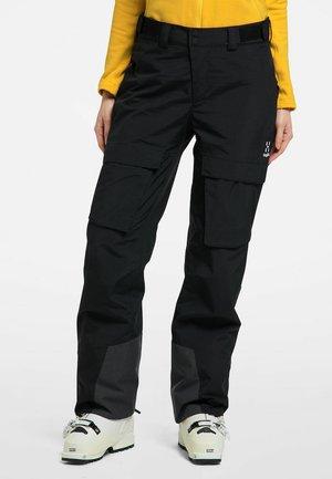 ELATION GTX PANT - Snow pants - true black short