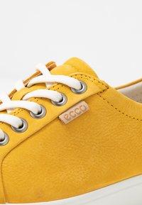 ECCO - ECCO SOFT 7 W - Sneakers laag - merigold - 2