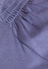 Anna Field Curvy - Triko spotiskem - purple - 3