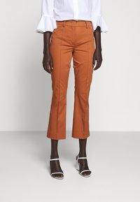 Sportmax Code - AMATI - Trousers - rost - 0