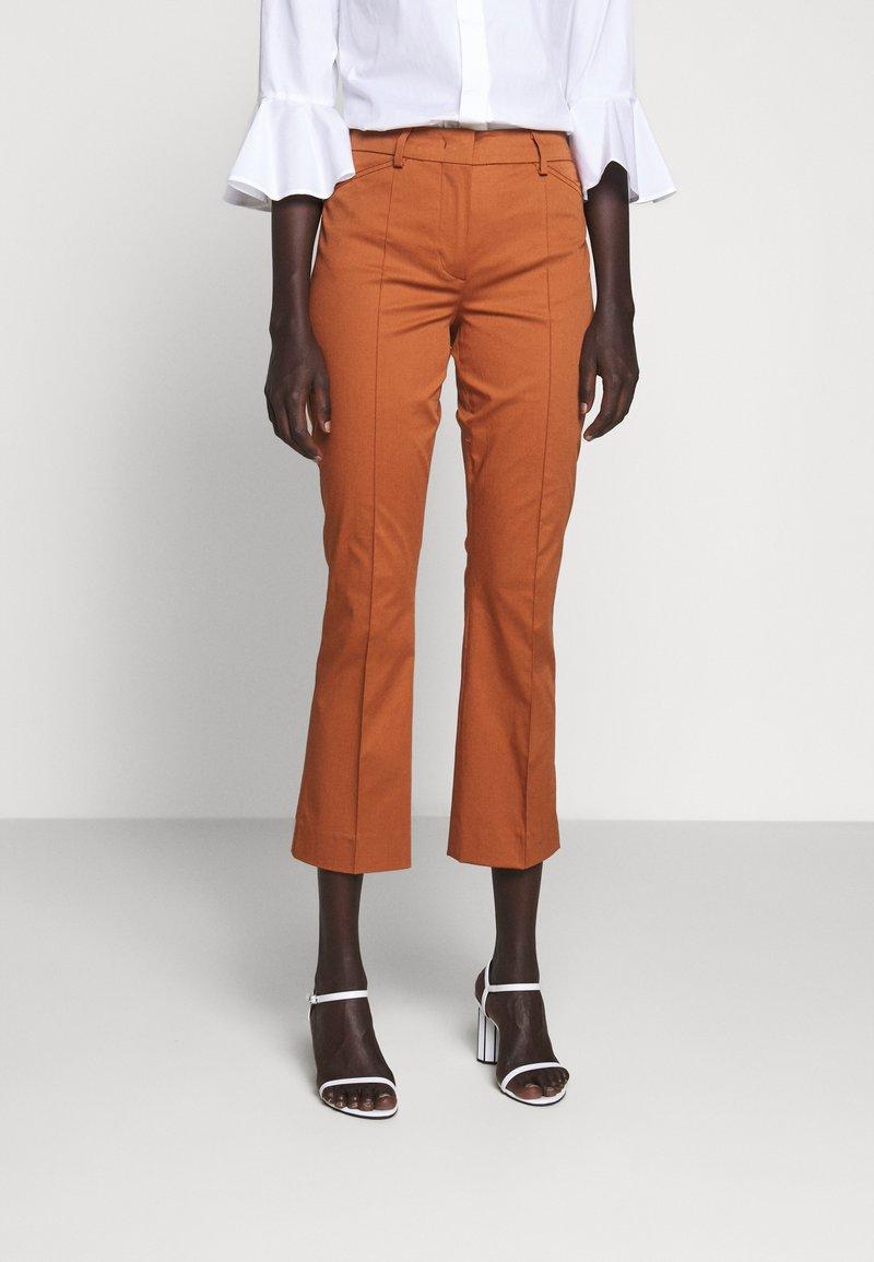 Sportmax Code - AMATI - Trousers - rost