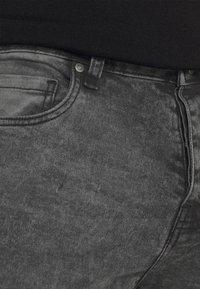 Brave Soul - HARRISON - Cargo trousers - charc - 7
