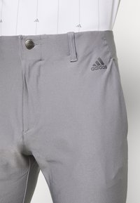 adidas Golf - ULTIMATE PANT - Tygbyxor - grey three - 5