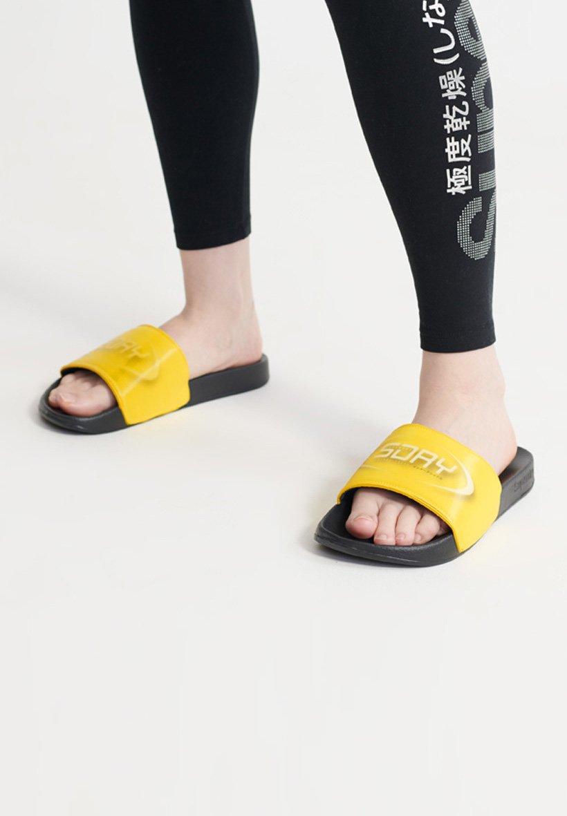 Women Pool slides