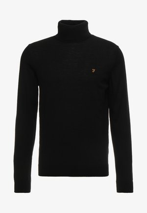 GOSFORTH ROLL NECK EXTRA  - Neule - black