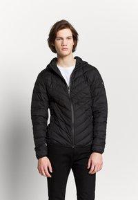EA7 Emporio Armani - Down jacket - black - 3