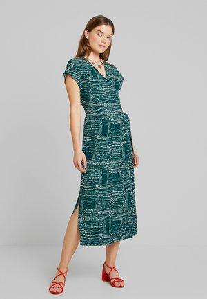 ELVIRA DRESS - Kjole - abstract green