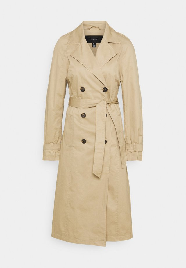 VMMUNICH LONG - Trenchcoat - travertine